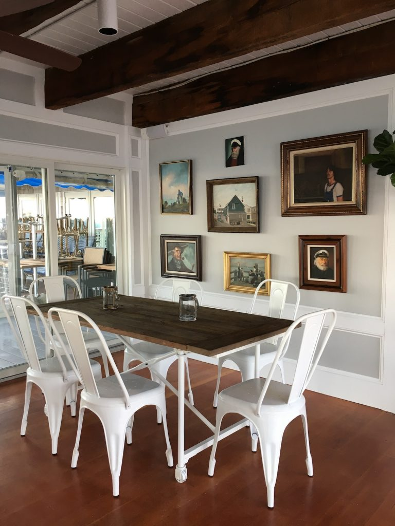 Pepes Wharf Historic Waterfront Dining